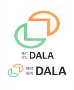 講師・タレント派遣会社 「株式会社DALA」のロゴへの提案