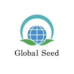 asuoasuoさんの新会社「Global Seed」のロゴ制作への提案