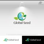 le_cheetahさんの新会社「Global Seed」のロゴ制作への提案