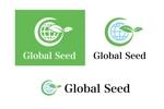 tukasagumiさんの新会社「Global Seed」のロゴ制作への提案