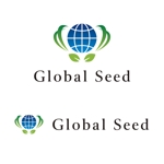 cambelworksさんの新会社「Global Seed」のロゴ制作への提案