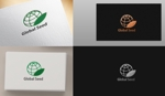 zentaro1980さんの新会社「Global Seed」のロゴ制作への提案
