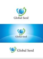 Doing1248さんの新会社「Global Seed」のロゴ制作への提案