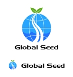MacMagicianさんの新会社「Global Seed」のロゴ制作への提案