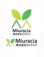新規設立法人のロゴ 製作への提案