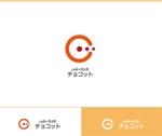 web-pro100さんのcafé×BAR「チョコット」のロゴへの提案