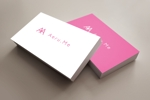 Nyankichi_comさんの少し憧れな人と会えるマッチングサイト「Aeru.me」のロゴへの提案