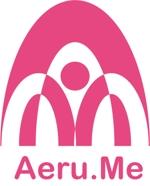 nemm_17さんの少し憧れな人と会えるマッチングサイト「Aeru.me」のロゴへの提案