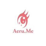 atariさんの少し憧れな人と会えるマッチングサイト「Aeru.me」のロゴへの提案