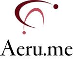 hiraboさんの少し憧れな人と会えるマッチングサイト「Aeru.me」のロゴへの提案