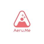 t8o3b1iさんの少し憧れな人と会えるマッチングサイト「Aeru.me」のロゴへの提案