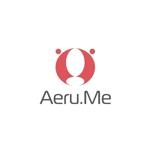 satorihiraitaさんの少し憧れな人と会えるマッチングサイト「Aeru.me」のロゴへの提案