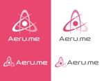 coresoulさんの少し憧れな人と会えるマッチングサイト「Aeru.me」のロゴへの提案