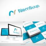 blockdesignさんのビジネスマン向けライフスタイルメディアのロゴへの提案