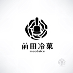 yoshidadaさんの「前田冷菓」のロゴ作成への提案