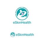 smartdesignさんの海外協力で使用する皮膚科遠隔診療システムのロゴへの提案