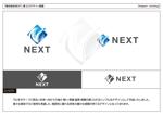 kometogiさんの株式会社NEXTのロゴデザインの依頼への提案