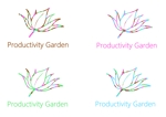 企業向け生産性向上コンサル会社のロゴへの提案