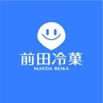 saiga005さんの「前田冷菓」のロゴ作成への提案