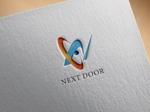 hayate_desgnさんの教育サービスを提供する会社「ネクストドア」のロゴ制作への提案