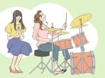 ttsskkさんの4枚のみ、ドラムをプレゼントされて喜ぶ大人の女性への提案