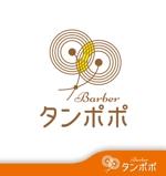 hiko-kzさんの理容室のロゴ  「Barber タンポポ」への提案