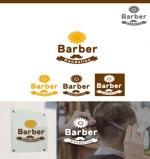 merody0603さんの理容室のロゴ  「Barber タンポポ」への提案
