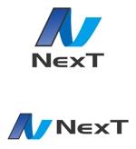 TEXTUREさんの株式会社NEXTのロゴデザインの依頼への提案