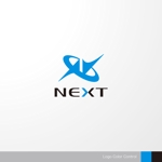 sa_akutsuさんの株式会社NEXTのロゴデザインの依頼への提案