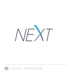 kamemzさんの株式会社NEXTのロゴデザインの依頼への提案