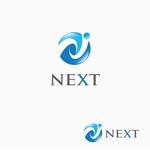 atomgraさんの株式会社NEXTのロゴデザインの依頼への提案