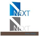 sorao-1さんの株式会社NEXTのロゴデザインの依頼への提案
