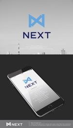 skliberoさんの株式会社NEXTのロゴデザインの依頼への提案