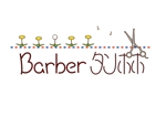 tora_09さんの理容室のロゴ  「Barber タンポポ」への提案