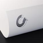 tsukasa110さんの設立6年目の会社のロゴ(商標登録予定なし)への提案