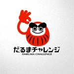 saiga005さんのECサイト「だるまチャレンジ」のロゴへの提案