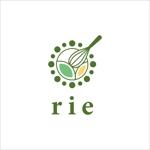 sumii430さんの惣菜・スイーツ製造会社「利恵産業」のロゴ作成への提案