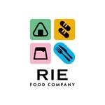Clip_Designさんの惣菜・スイーツ製造会社「利恵産業」のロゴ作成への提案