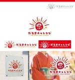 merody0603さんのECサイト「だるまチャレンジ」のロゴへの提案