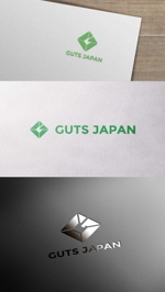 zeross_designさんの格安レンタカー「株式会社ガッツ・ジャパン」のロゴデザインへの提案