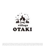 tog_designさんの北海道の大自然でのキャンプ場のロゴへの提案