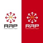 creative_house_GRAMさんの既存顧客向けコミュニティ組織「RAP」のロゴ への提案