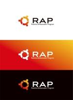 Doing1248さんの既存顧客向けコミュニティ組織「RAP」のロゴ への提案