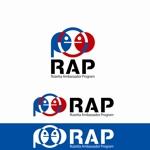 agnesさんの既存顧客向けコミュニティ組織「RAP」のロゴ への提案