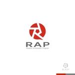 sakari2さんの既存顧客向けコミュニティ組織「RAP」のロゴ への提案