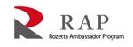 AkihikoMiyamotoさんの既存顧客向けコミュニティ組織「RAP」のロゴ への提案