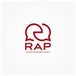siftさんの既存顧客向けコミュニティ組織「RAP」のロゴ への提案