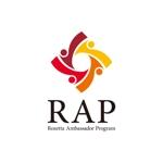 hatarakimonoさんの既存顧客向けコミュニティ組織「RAP」のロゴ への提案