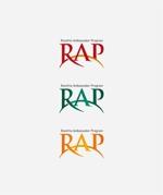 pekoodoさんの既存顧客向けコミュニティ組織「RAP」のロゴ への提案
