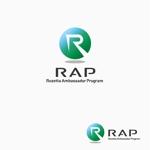 atomgraさんの既存顧客向けコミュニティ組織「RAP」のロゴ への提案